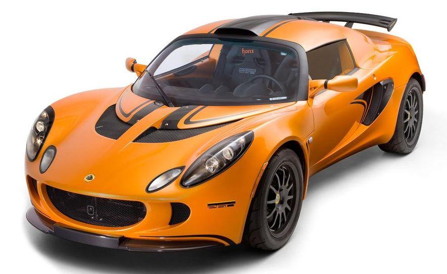 2010 Lotus Exige S 260 Sport - Slide 26