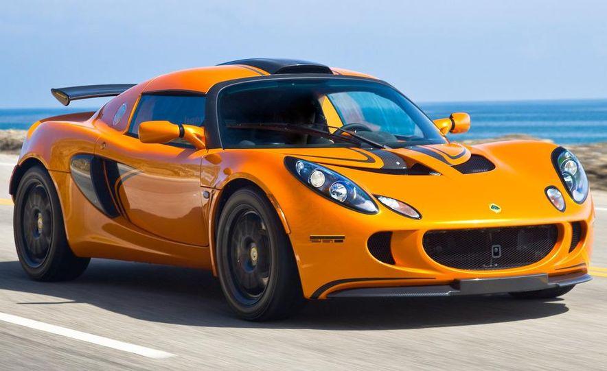 2010 Lotus Exige S 260 Sport - Slide 25