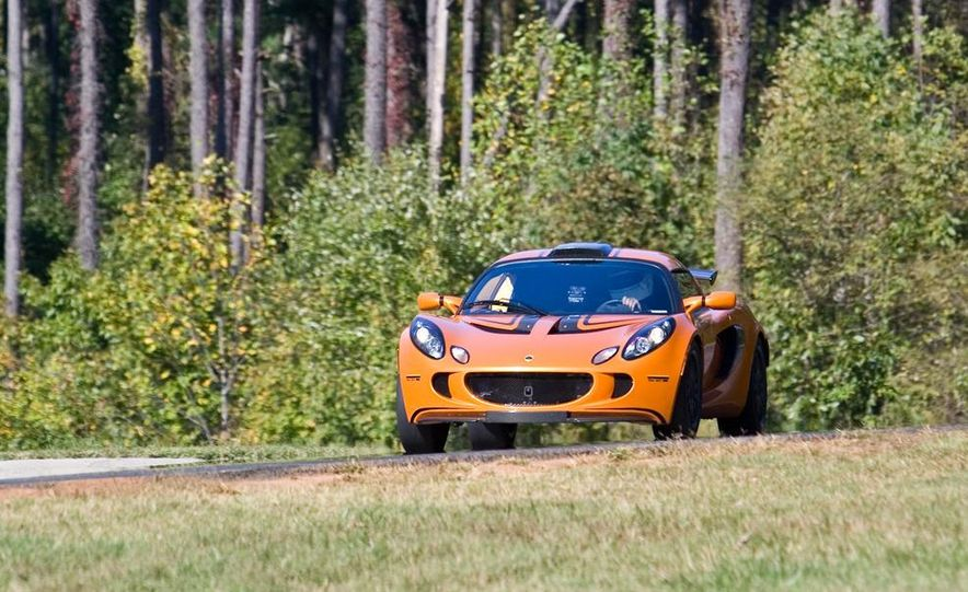 2010 Lotus Exige S 260 Sport - Slide 4