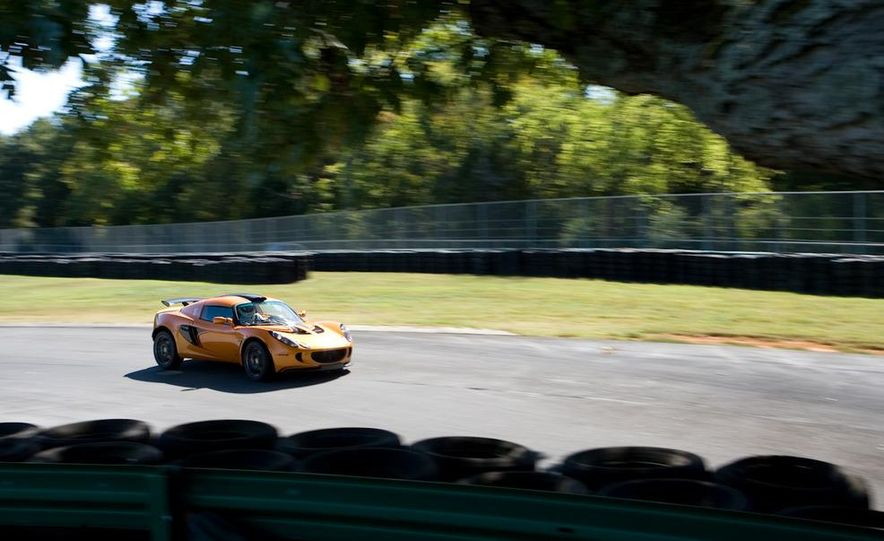 2010 Lotus Exige S 260 Sport - Slide 6