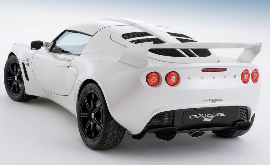 2010 Lotus Exige S 260 Sport - Slide 9
