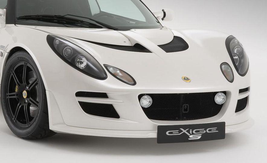 2010 Lotus Exige S 260 Sport - Slide 13
