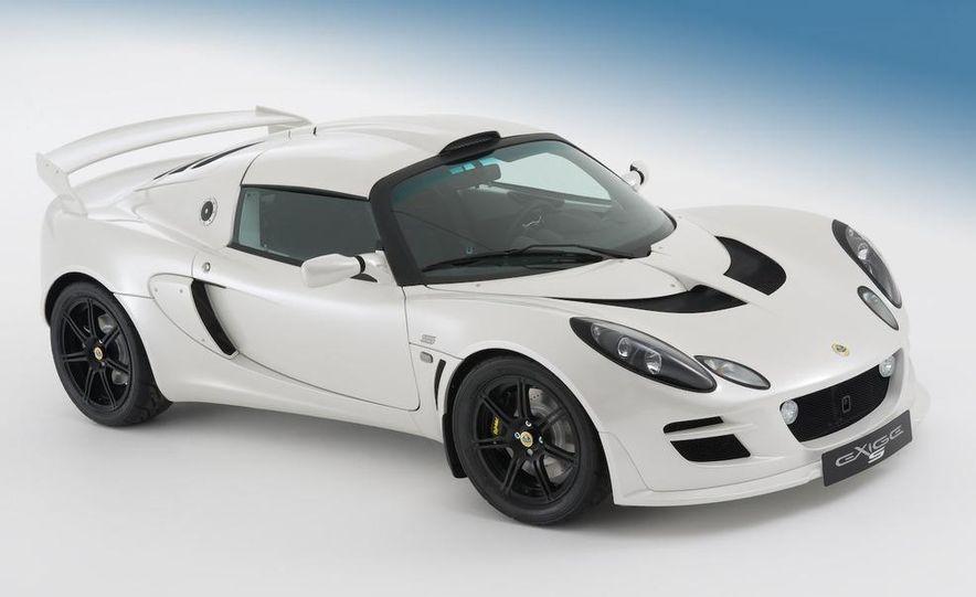 2010 Lotus Exige S 260 Sport - Slide 10