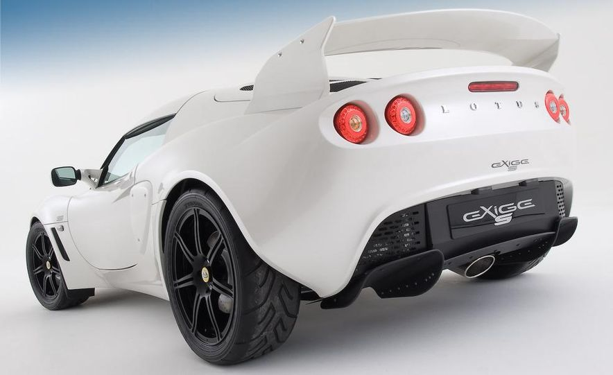 2010 Lotus Exige S 260 Sport - Slide 11