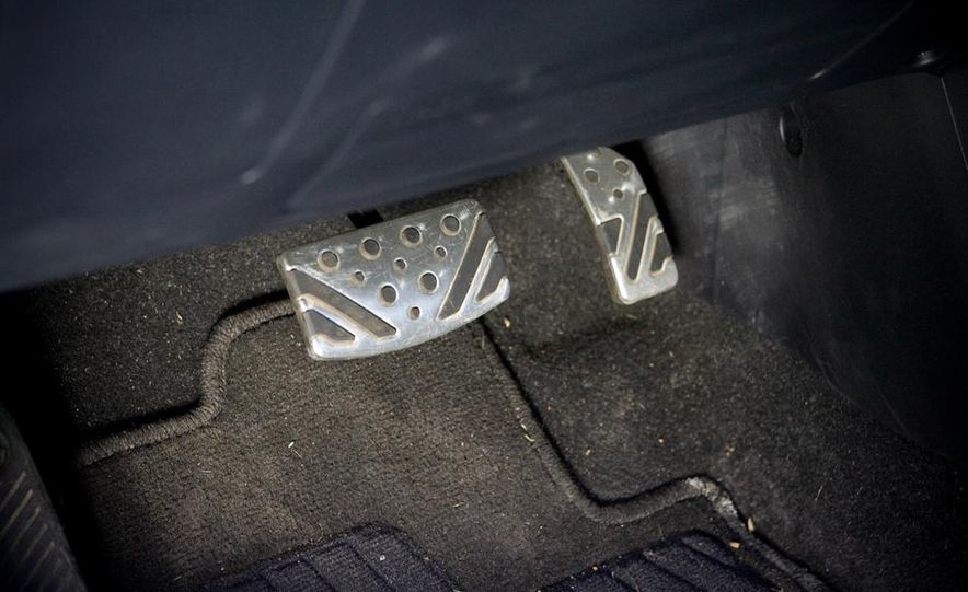 2008 Mitsubishi Lancer Evolution MR - Slide 58