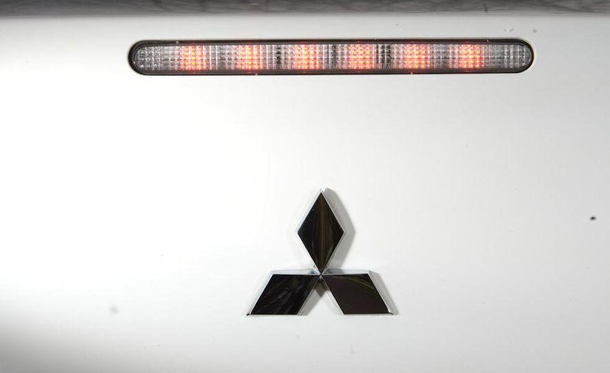 2008 Mitsubishi Lancer Evolution MR - Slide 49