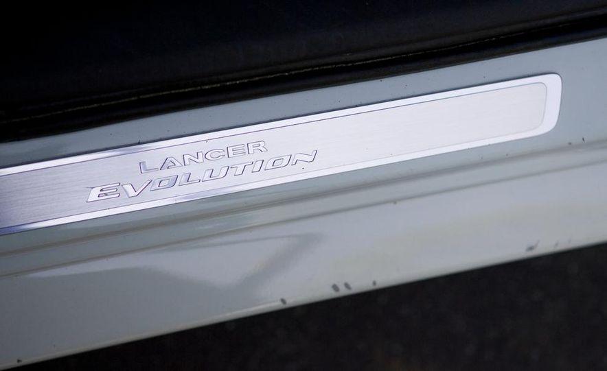 2008 Mitsubishi Lancer Evolution MR - Slide 57
