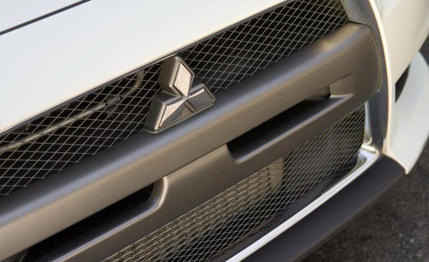2008 Mitsubishi Lancer Evolution MR - Slide 41