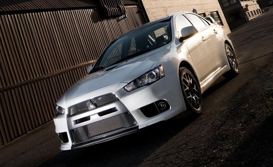 2008 Mitsubishi Lancer Evolution MR - Slide 31
