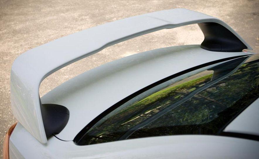 2008 Mitsubishi Lancer Evolution MR - Slide 42