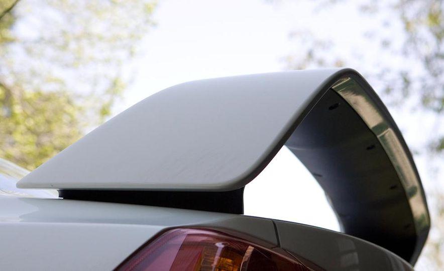 2008 Mitsubishi Lancer Evolution MR - Slide 43