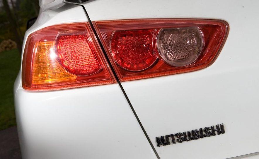 2008 Mitsubishi Lancer Evolution MR - Slide 48