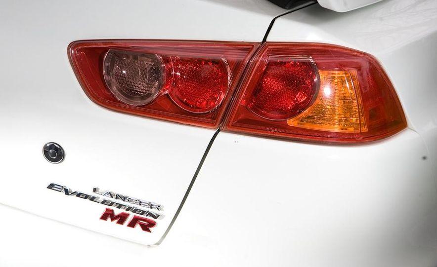 2008 Mitsubishi Lancer Evolution MR - Slide 50