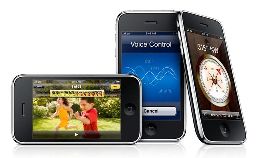 Apple iPhone 3GS - Slide 2