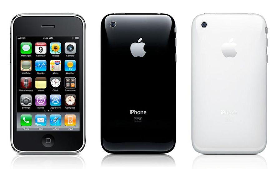 Apple iPhone 3GS - Slide 3