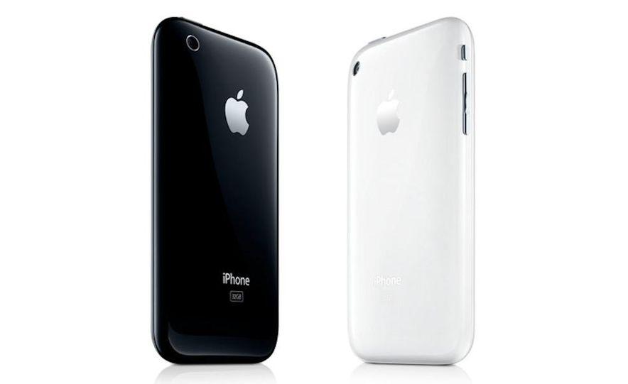 Apple iPhone 3GS - Slide 4