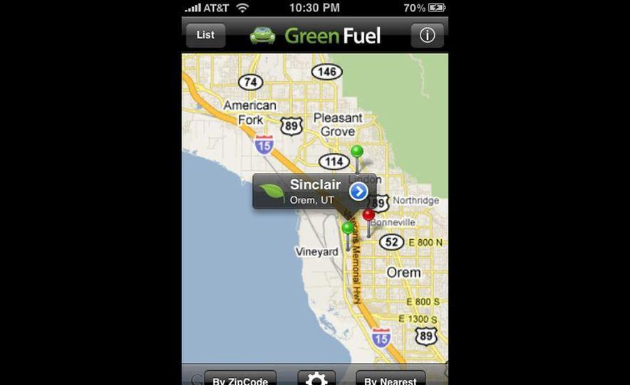Apple iPhone 3GS - Slide 14