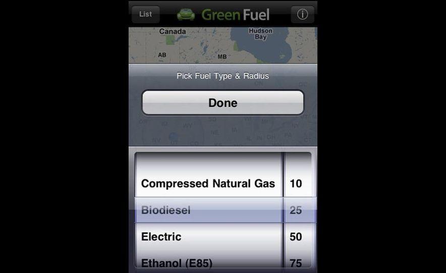 Apple iPhone 3GS - Slide 15