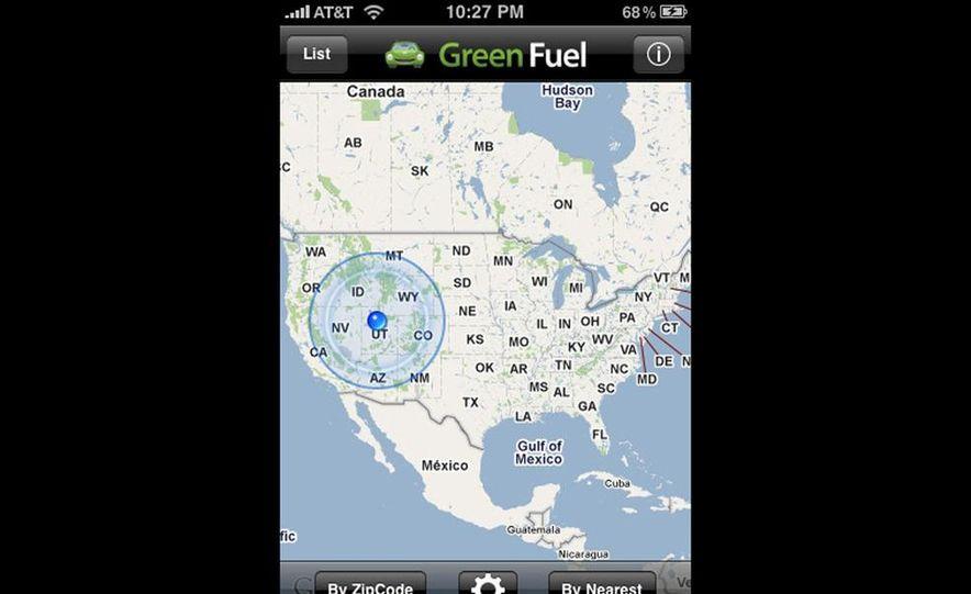 Apple iPhone 3GS - Slide 16