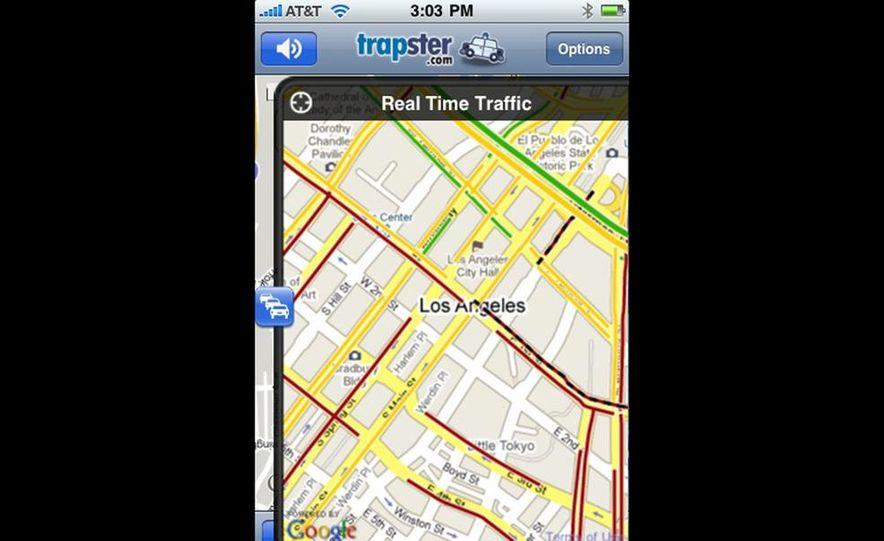 Apple iPhone 3GS - Slide 24