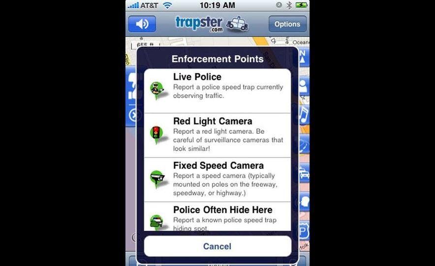 Apple iPhone 3GS - Slide 26