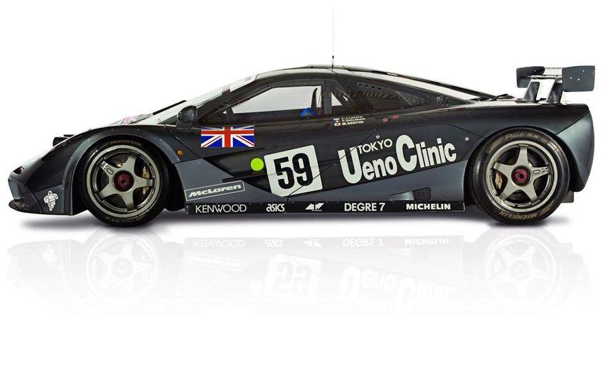Ron Dennis, McLaren Automotive Chairman - Slide 4