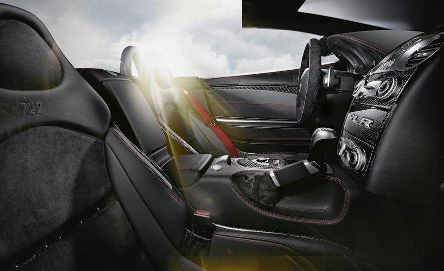 Ron Dennis, McLaren Automotive Chairman - Slide 24