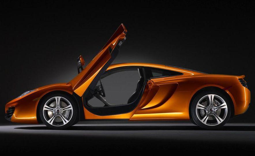 Ron Dennis, McLaren Automotive Chairman - Slide 31