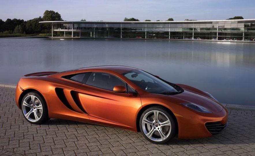 Ron Dennis, McLaren Automotive Chairman - Slide 36