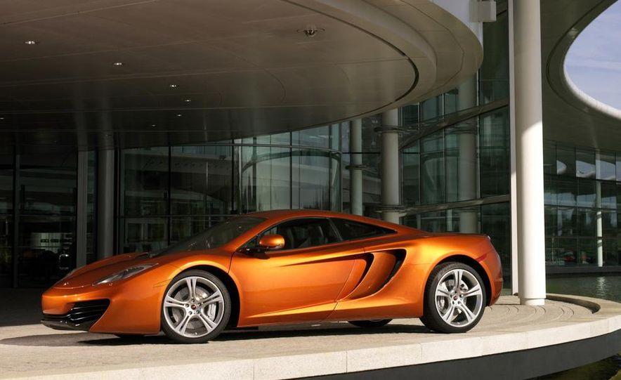 Ron Dennis, McLaren Automotive Chairman - Slide 37