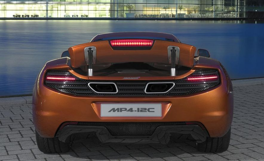 Ron Dennis, McLaren Automotive Chairman - Slide 42