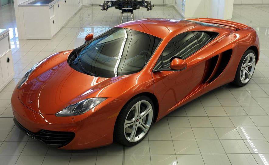 Ron Dennis, McLaren Automotive Chairman - Slide 43