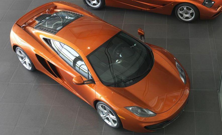 Ron Dennis, McLaren Automotive Chairman - Slide 45