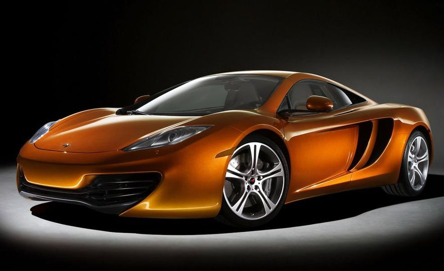 Ron Dennis, McLaren Automotive Chairman - Slide 51