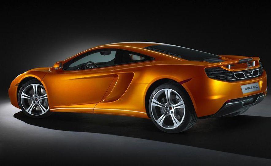 Ron Dennis, McLaren Automotive Chairman - Slide 52
