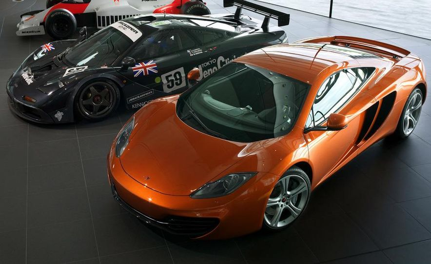 Ron Dennis, McLaren Automotive Chairman - Slide 44