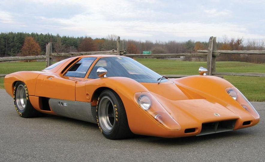 Ron Dennis, McLaren Automotive Chairman - Slide 55