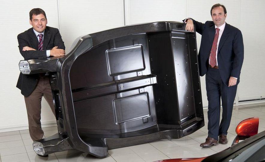 Ron Dennis, McLaren Automotive Chairman - Slide 29