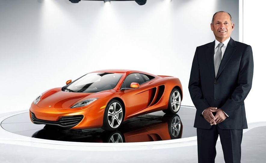 Ron Dennis, McLaren Automotive Chairman - Slide 3
