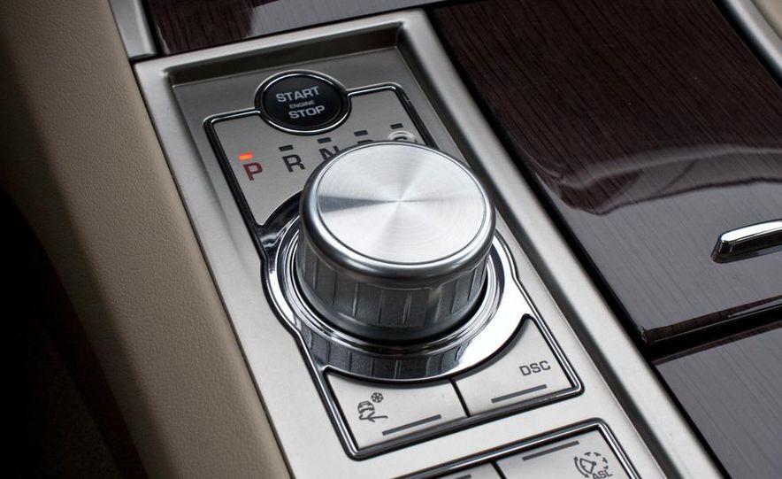 2010 Jaguar XF Supercharged - Slide 33