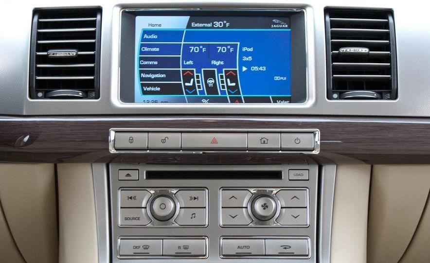 2010 Jaguar XF Supercharged - Slide 39