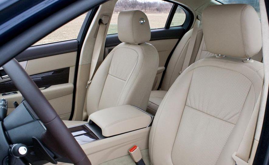 2010 Jaguar XF Supercharged - Slide 26