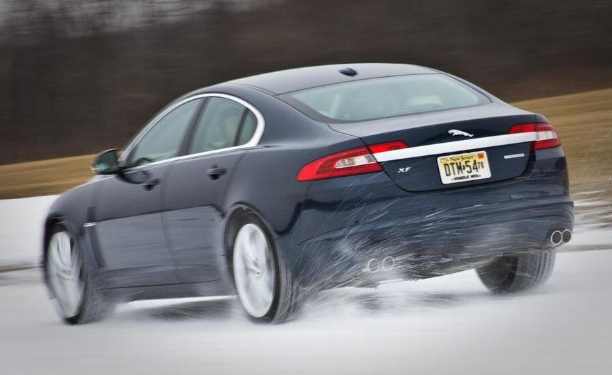 2010 Jaguar XF Supercharged - Slide 2