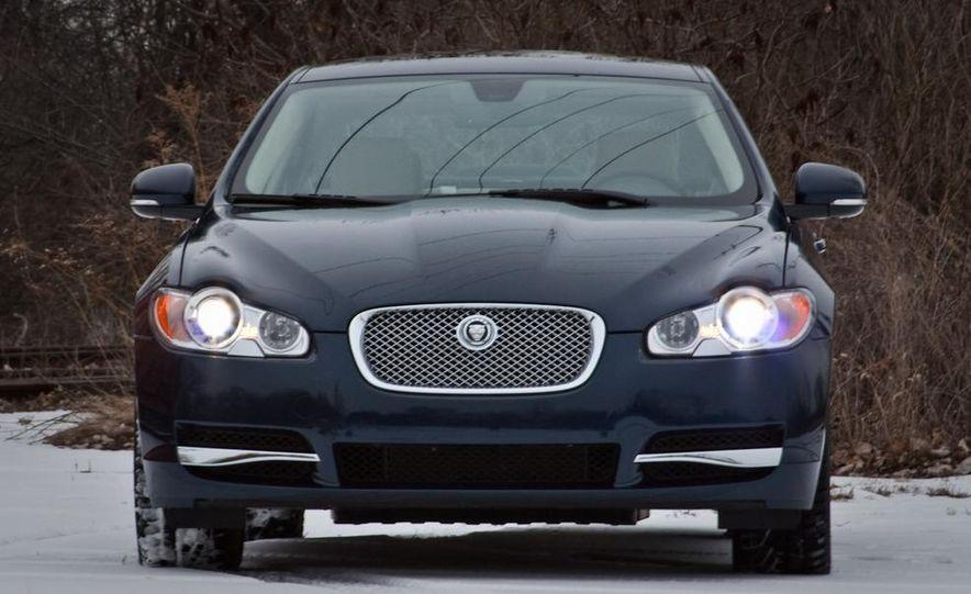 2010 Jaguar XF Supercharged - Slide 20
