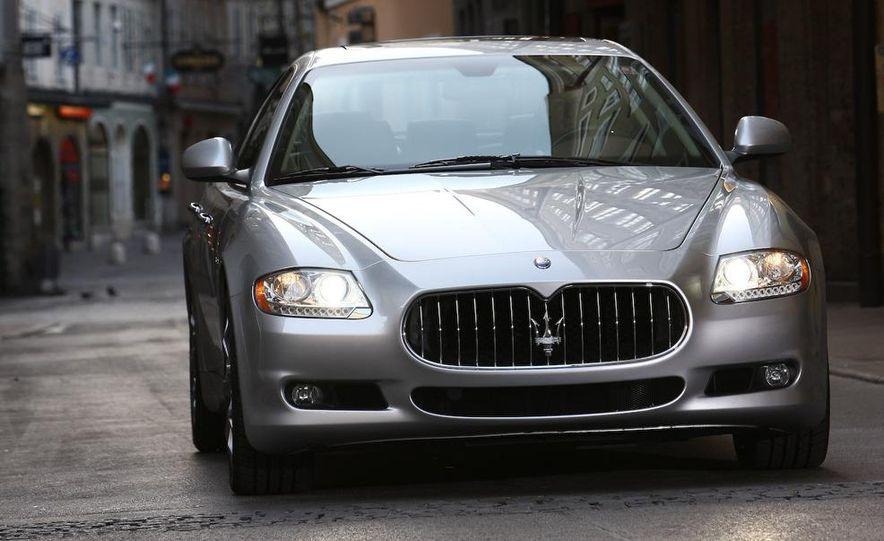 2011 Maserati Quattroporte GT-S Awards Edition - Slide 22