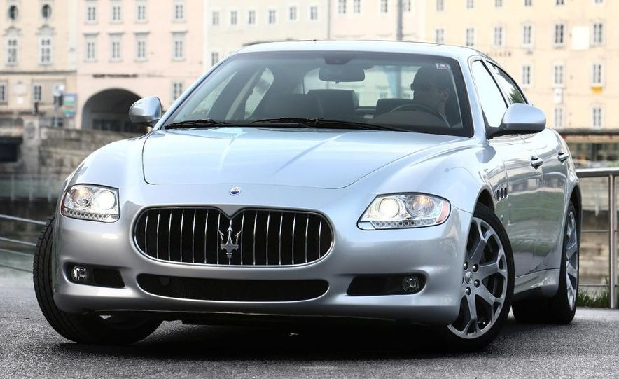 2011 Maserati Quattroporte GT-S Awards Edition - Slide 26