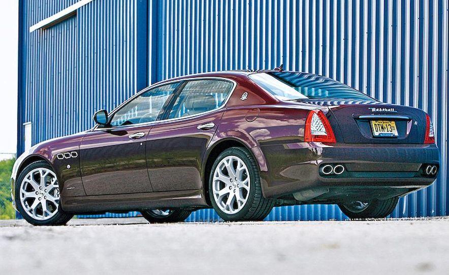 2011 Maserati Quattroporte GT-S Awards Edition - Slide 30