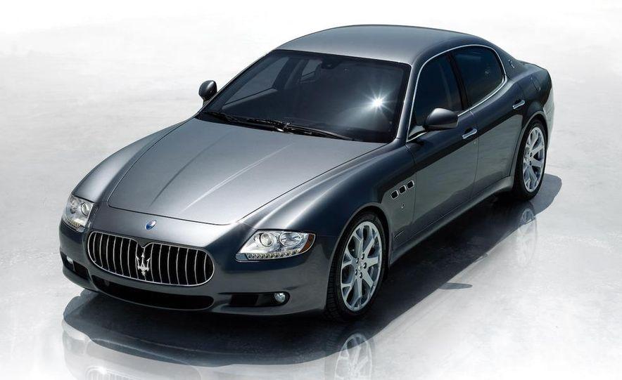 2011 Maserati Quattroporte GT-S Awards Edition - Slide 33