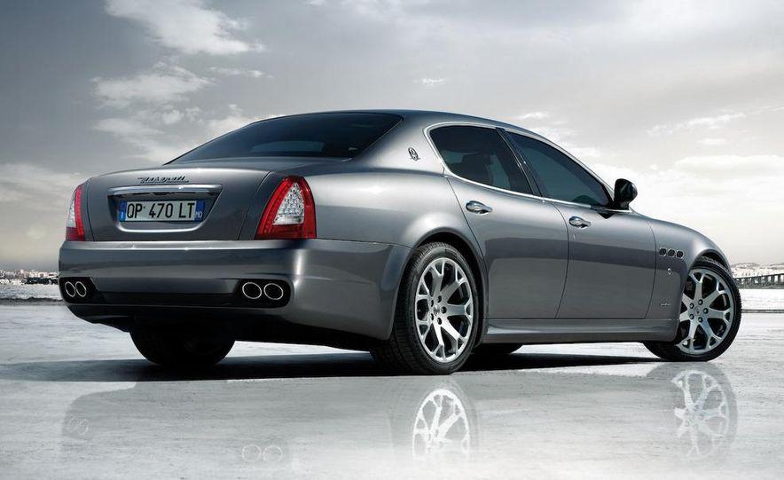 2011 Maserati Quattroporte GT-S Awards Edition - Slide 34
