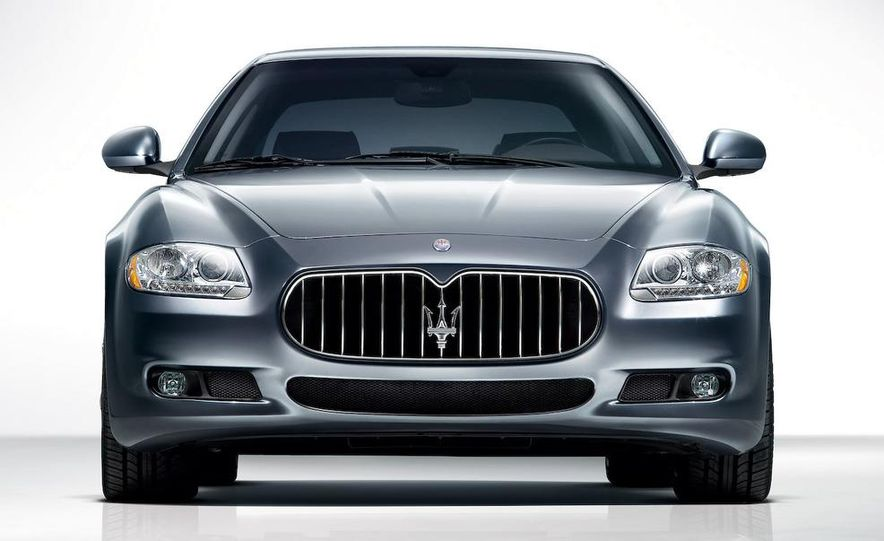 2011 Maserati Quattroporte GT-S Awards Edition - Slide 35